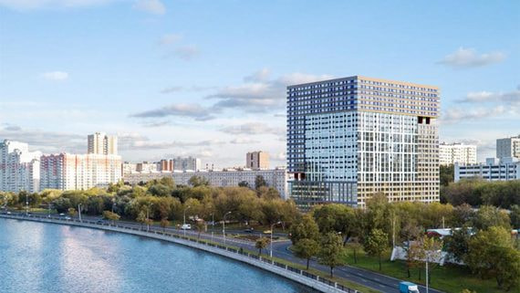 Акционер Локо-банка застроит бывший участок «СУ-155»