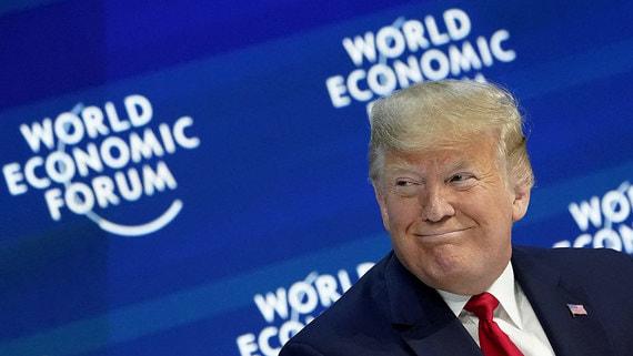 Трамп: «Американская модель – это пример для всего мира»
