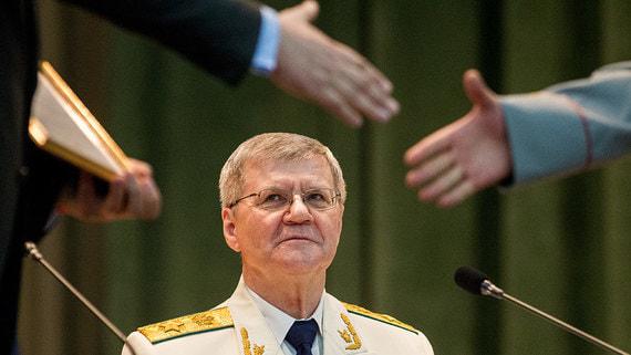 Путин предложил назначить Чайку полпредом на Северном Кавказе