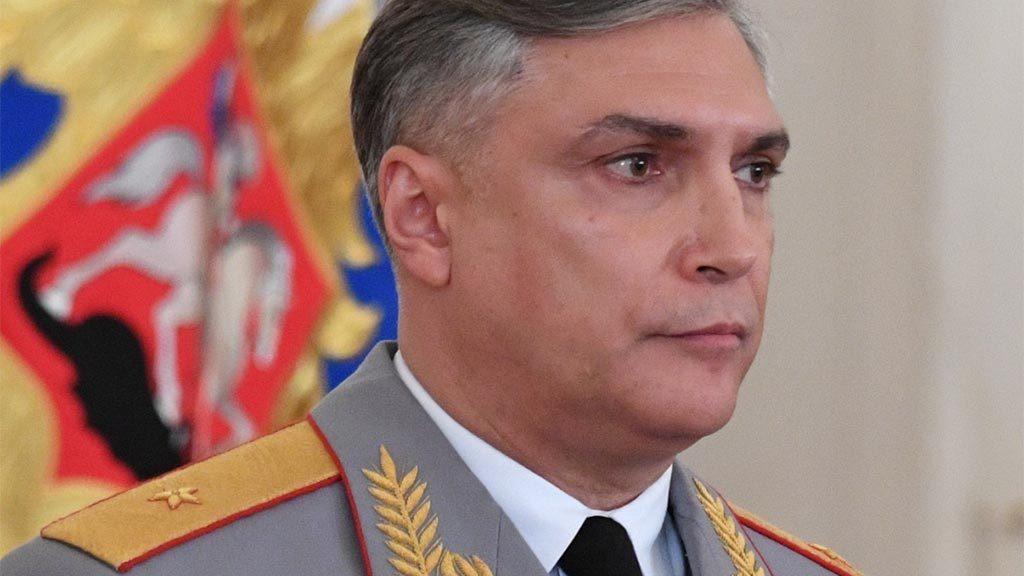 Бывший полпред президента на Кавказе вернулся в Минобороны