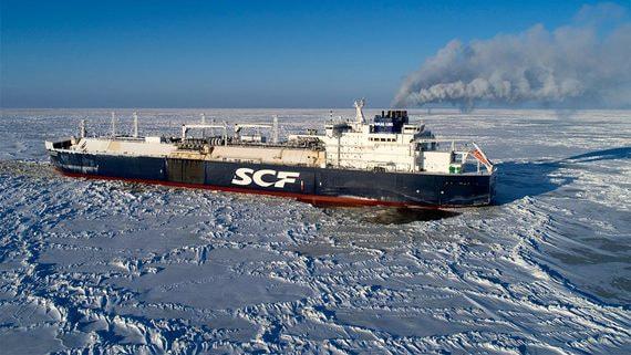 СПГ станет основным грузом на Северном морском пути к 2035 году