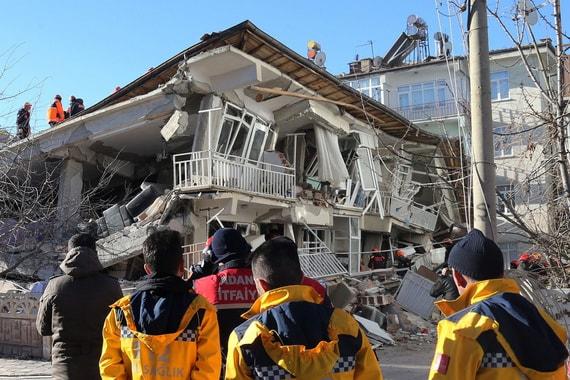 Что известно о землетрясении в Турции. Последние данные