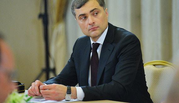Сурков решил уйти в отставку