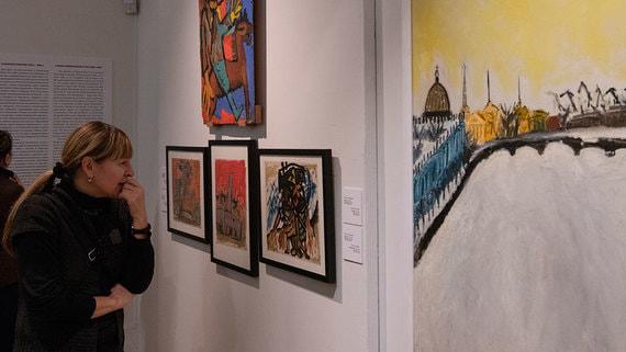 Чем необычна выставка в Русском музее об искусстве Ленинграда второй половины ХХ века