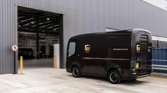 Бывший замминистра связи соберет 10000 электромобилей для UPS