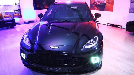 Канадский миллиардер купит 20% акций Aston Martin