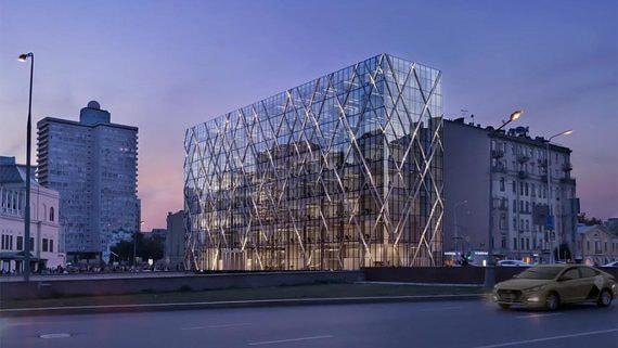 normal 1pcf АФК «Система» перестроит Дом связи на Новом Арбате в гостиницу с апартаментами