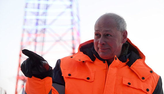 Алексей Волин возглавит «Космическую связь»
