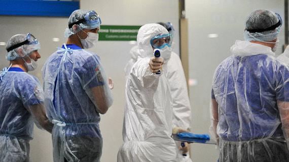 В России выявили 11 749 новых случаев коронавируса