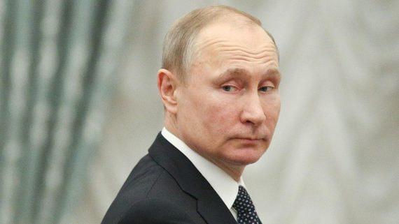 Владимир Путин ополчился на «ублюдков» в интернете