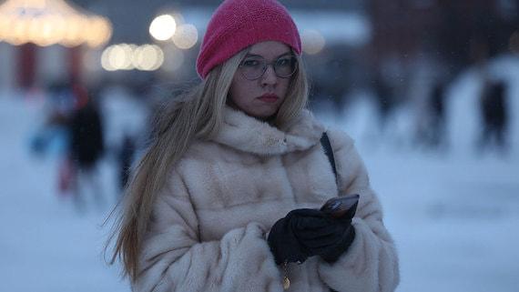 На следующей неделе в Москве ожидаются двадцатиградусные морозы