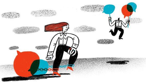Какая обратная связь мешает женской карьере