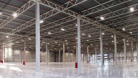 Польский ритейлер LPP арендует индустриальный парк на 50000 кв. м на Новорязанском шоссе