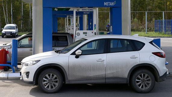 Минпромторг предложил новую программу перевода автомобилей на газ