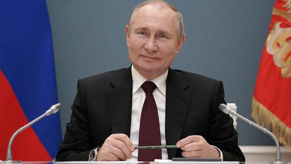 Путин ответил на слова Байдена в его адрес