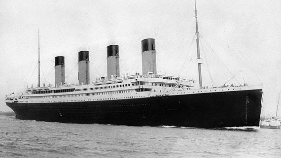 109 лет со дня крушения «Титаника». Фотогалерея