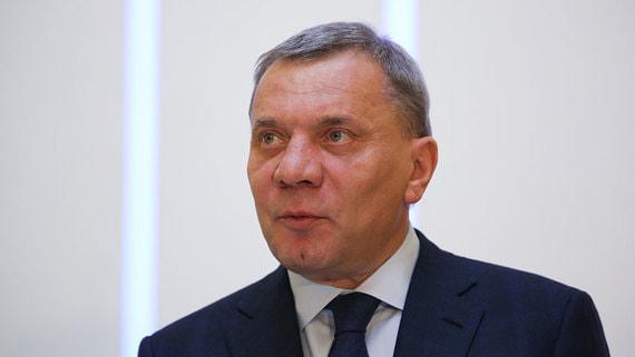 Борисов призвал к «агрессивному» выходу из кризиса инвестициями в инсфраструктуру