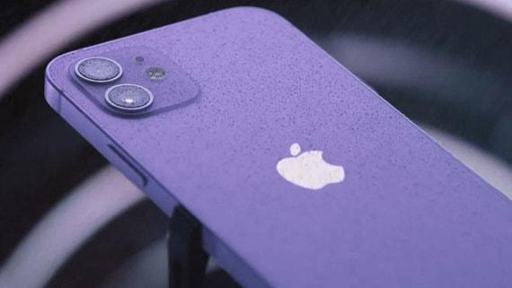 Apple выпустила iPhone 12 в новом цвете