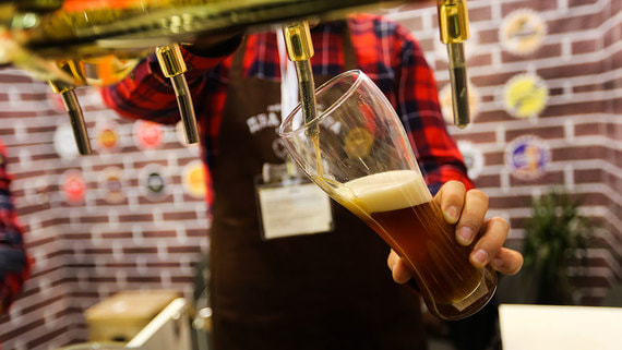 «Балтика» призывает ужесточить контроль за разливным пивом