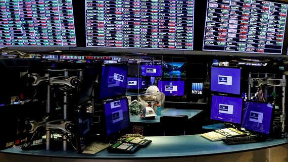 Падение рынков сейчас выглядит благом