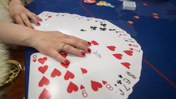 Персональные данные игроков казино передадут в ФНС
