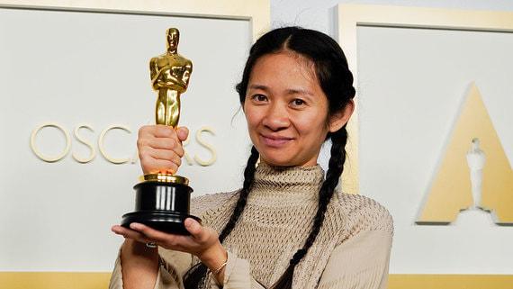 В США Хлоя Чжао первой из азиатских женщин-режиссеров получила «Оскара»