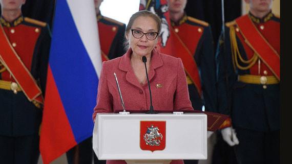 Бывшая коммунистка Елена Шувалова объединится на выборах в Москве с Максимом Шевченко