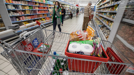 Инфляционные ожидания россиян выросли до четырехлетнего максимума