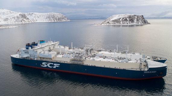 «Новатэк» законтрактовал весь газ «Арктик СПГ 2» на 20 лет вперед
