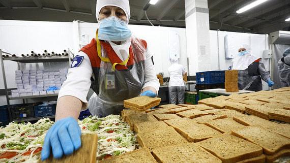 В «Перекрестках» появятся блюда фабрики бортового питания «Домодедово»