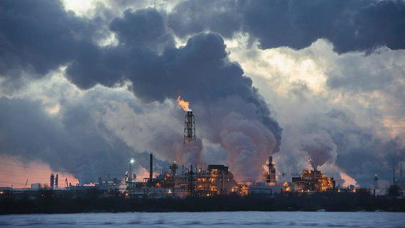 Газпромбанк хочет торговать углеродными единицами