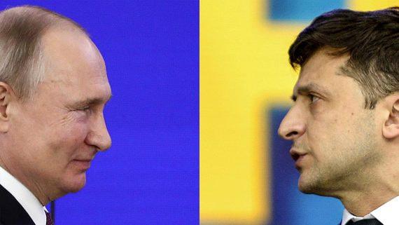 Асимметричный диалог о Донбассе