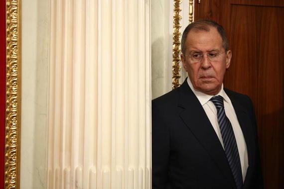 Лавров заявил о насаждении США и ЕС тоталитаризма в международных делах
