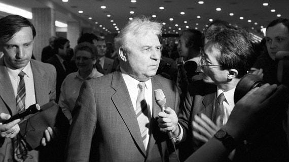 Умер бывший секретарь ЦК КПСС ЕгорЛигачев