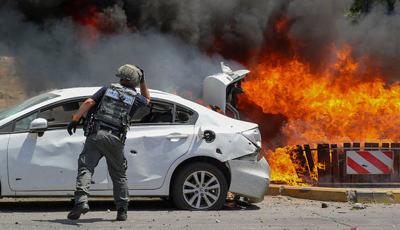 Нетаньяху анонсировал усиление ударов по сектору Газа