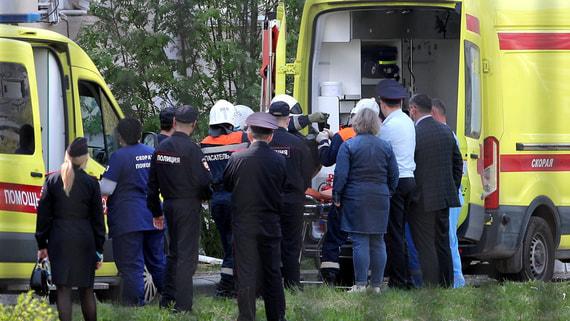 Глава Минздрава доложил Путину о помощи пострадавшим после стрельбы в Казани