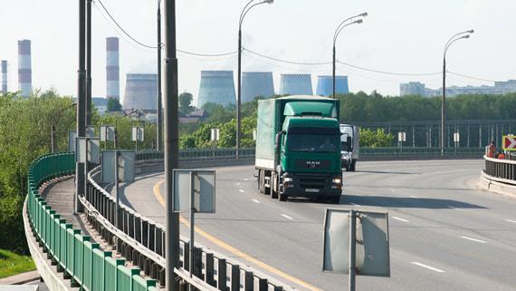 В Москве решили вопрос с пропусками для грузового транспорта ритейлеров