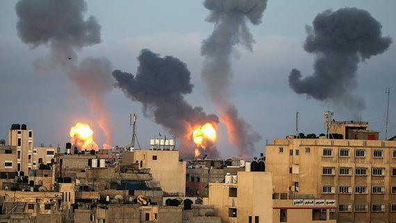 «Хамас» и Израиль обменялись ракетными ударами