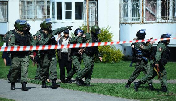 СМИ сообщили о смерти второго напавшего на школу в Казани