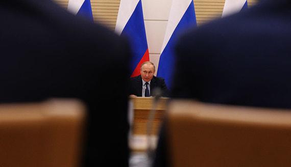 В Кремле анонсировали рост публичной активности Путина