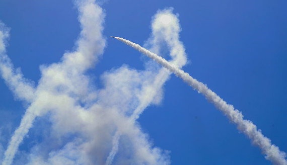 Сектор Газа с начала обострения конфликта выпустил более 1000 ракет по Израилю