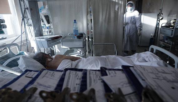 В России за сутки выявили 8217 новых случаев коронавируса