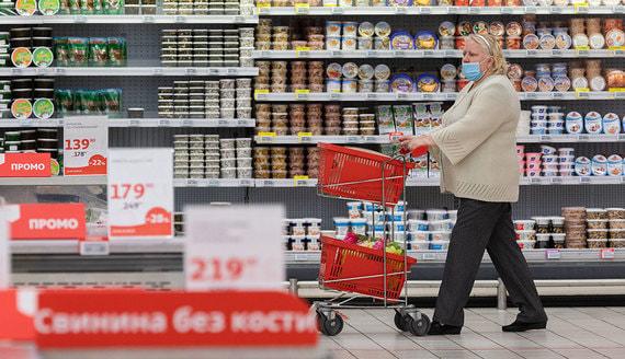 Мишустин назвал жадность одной из причин роста цен на продукты