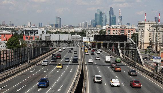 Дептранс сообщил о предложивших снизить скоростной режим москвичах