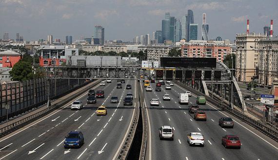 МВД и Минюст хотят ввести наказание за превышение средней скорости