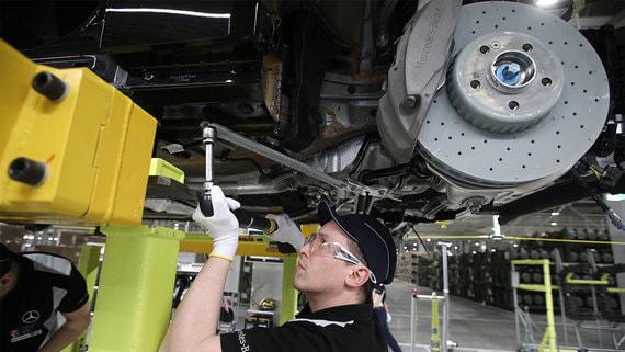 Минпромторг разработал программу поддержки производителей автокомпонентов