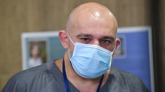 Проценко заявил об усложнении лечения пациентов с COVID-19 из-за мутаций