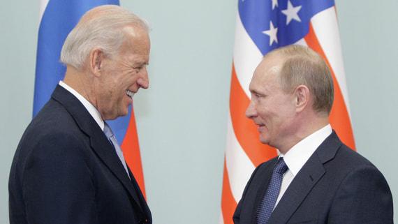В Кремле объяснили встречу Путина и Байдена плохим состоянием отношений photo