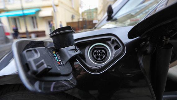 Продажи электромобилей в России выросли в 7 раз