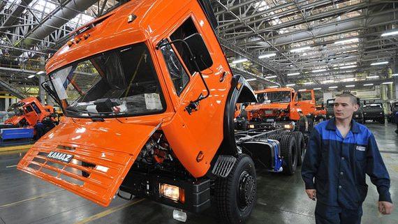 «Камаз» повысил прогноз рынка тяжелых грузовиков в 2021 году на 27%